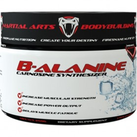 Beta alanina fire snake b-alanine 250 gr
