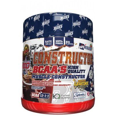Aminoacidos Ramificados BIG Constructor BCAAS 400 gr