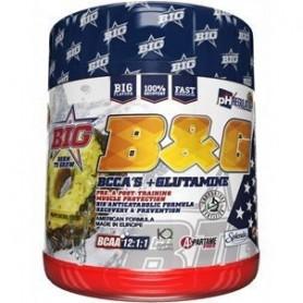 BIG BG BCAA s + Glutamina 12:1:1 400 gr