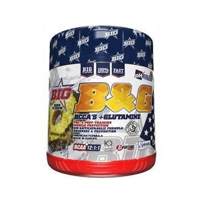 BIG B&G BCAA s + Glutamina 12:1:1 400 gr