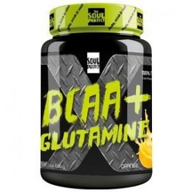 BCAA + Glutamine Soul Project 600 gr