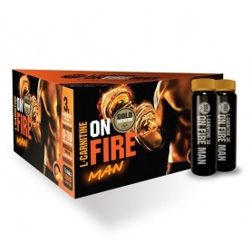 Gold Nutrition L-Carnitina OnFire Man 15 viales