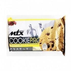 MTX CookiePro Hiperproteicas 1 pack 4 ud