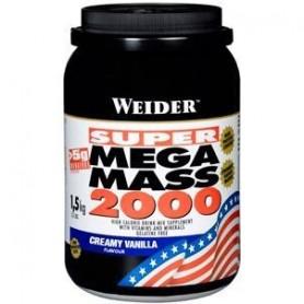 Weider Super Mega Mass 2000 1,5 kg