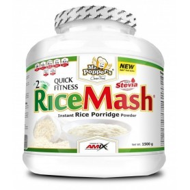 Alimentacion Saludable Amix RiceMash Mr Poppers - Arroz 1,5 kg
