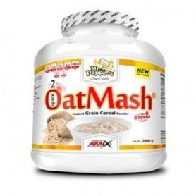 Alimentacion Saludable Amix OatMash - Harina de Avena Mr Poppers 2 kg
