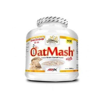 Alimentacion Saludable Amix OatMash - Harina de Avena Mr Poppers 2 kg