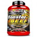 Proteína de Ternera Amix Monster BEEF 2 kg + 200 gr Gratis
