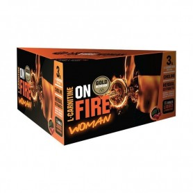 Gold Nutrition L-Carnitina OnFire Woman 15 viales