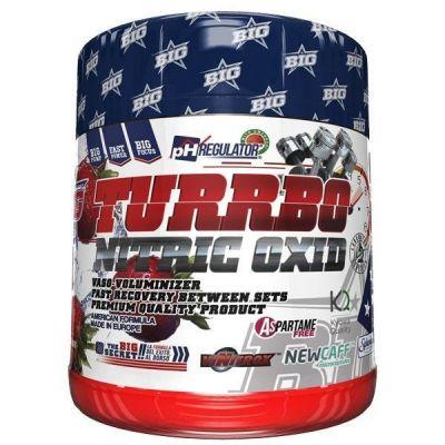 Pre-Entreno BIG Turbo Oxido Nitrico 265 gr