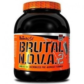 BioTechUSA Brutal NOVA 2 250 gr