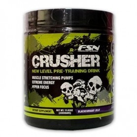 Fire Snake Pre Workout Pre entreno CRUSHER 330 gr