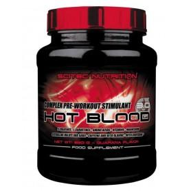 Scitec Nutrition Hot Blood 3.0 820 gr