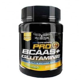 Invictus Nutrition Pro BCAA + Glutamina 500 gr