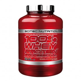 Scitec Nutrition 100% Whey Protein Professional 2,35 kg