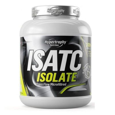 Aislado de suero Hypertrophy Nutrition Isatc Isolate CFM 1 kg