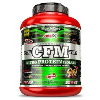 Aislado de Suero Amix MuscleCore CFM Nitro Protein Isolate 2 kg
