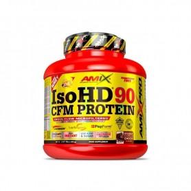 Aislado de suero Amix Pro Iso HD 90 CFM Protein 1800 gr + Regalo
