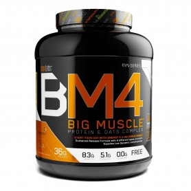 Concentrado de suero StarLabs BM4 Big Muscle 1.99 Kg