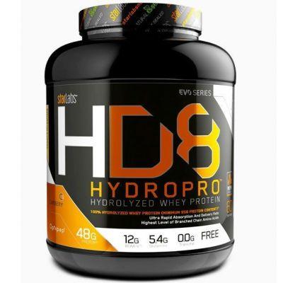 Hidrolizado de suero StarLabs HD8 908 Gr