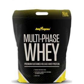Proteina Whey Sostenida BigMan Multi-Phase Whey 2,26 kg