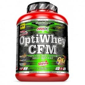 Concentrado, Aislado e Hidrolizado Amix MuscleCore OptiWhey CFM 2,25 kg