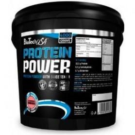 BioTechUSA  Protein Power 4 Kg