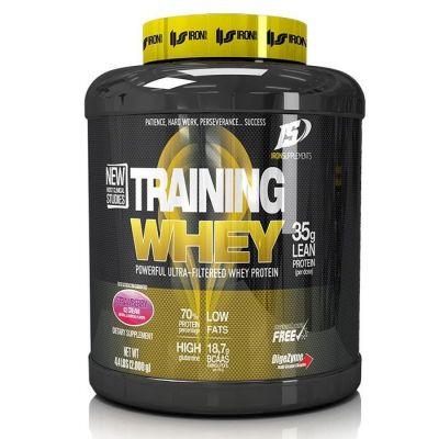 Iron Supplements Training Whey 2 kg