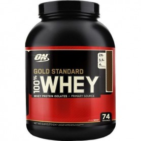 Concentrado y aislado Optimun Nutrition 100% Whey Gold Standard 2,27 kg