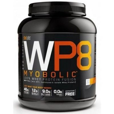 Proteina secuencial StarLabs WP8 Myobolic 2.0 908 Gr