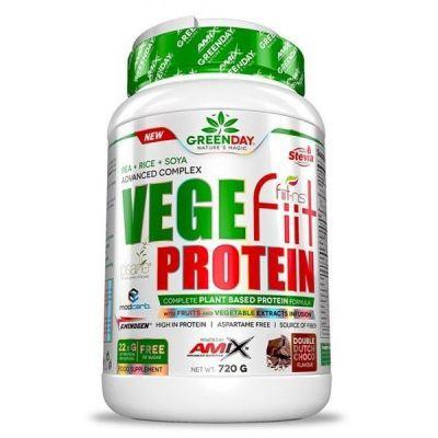 Proteinas Vegetales Amix GreenDay Vegefiit Protein - Proteina Vegetal 720 gr