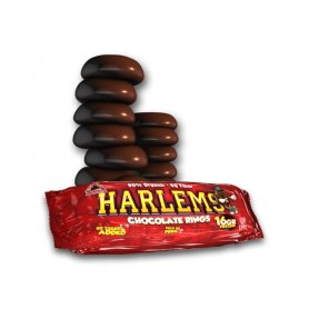 Max Protein Harlems Chocolate Rings - 1 unid x 110 gr
