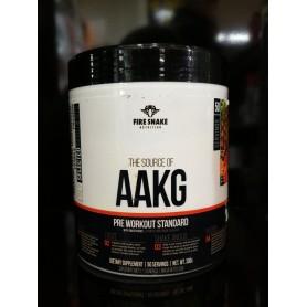 Fire Snake AAKG Pre Workout - Pre Entreno 300 gr