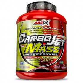 Carbohidratos Amix CarboJet Mass 1,8 kg