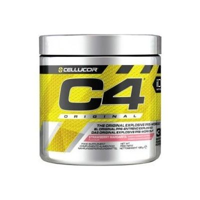 Cellucor C4 Original Pre-Workout 195 gr (30 servicios)