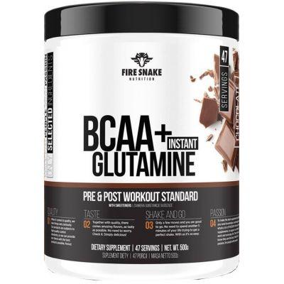 Fire Snake BCAA + Glutamine Instant 500 gr