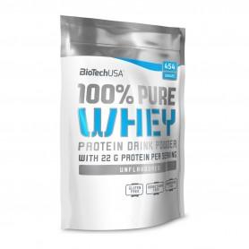 BioTechUSA 100% Pure Whey 454 gr