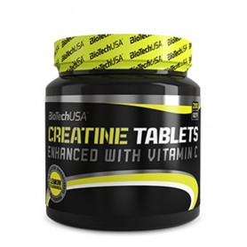 BioTechUSA Creatine Tablets 200 tabs