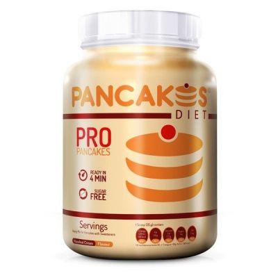 Tortitas de Avena Pancakes Diet Pro 1500 gr