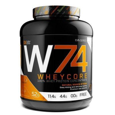Concentrado de suero StarLabs W74 WheyCore 2 kg + Regalo Vitaminas V25