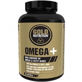 Gold Nutrition Omega + 90 caps