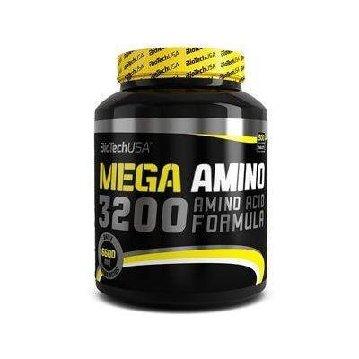 BioTech USA Mega Amino 3200 500 tabs