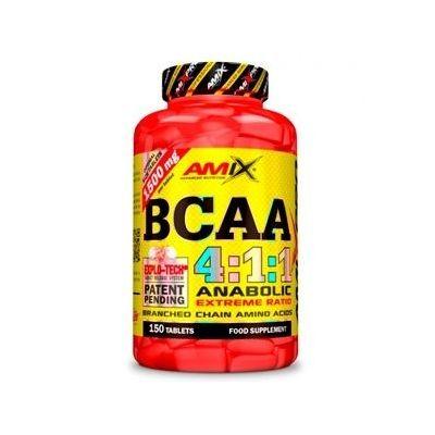 Aminoacidos Ramificados Amix Pro BCAA 4:1:1 150 tabs