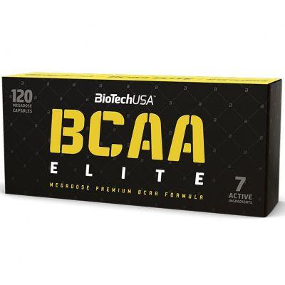 BioTech USA BCAA Elite 120 caps