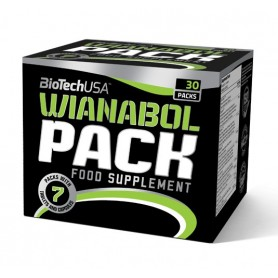 BioTechUsa Wianabol Pack 30 packs