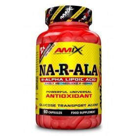 Antioxidantes Amix Pro NA-R-ALA 60 caps
