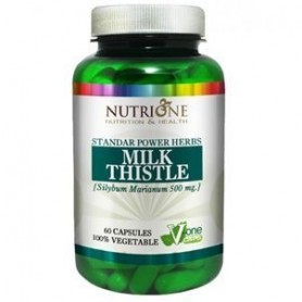 Nutrione Milk Thistle 60 caps