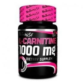 BioTechUSA L-Carnitina 1000 gr 30 tabs