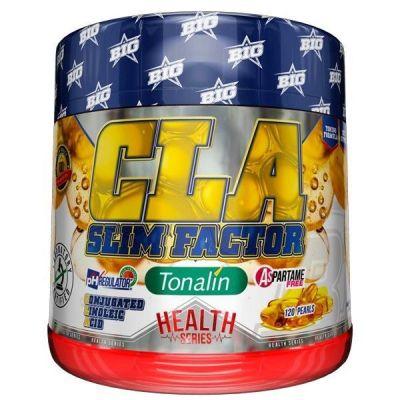 Quemagrasas BIG CLA Slim Factor 120 perlas