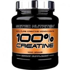 Scitec Nutrition 100% Creatina Monohidrato 300 gr